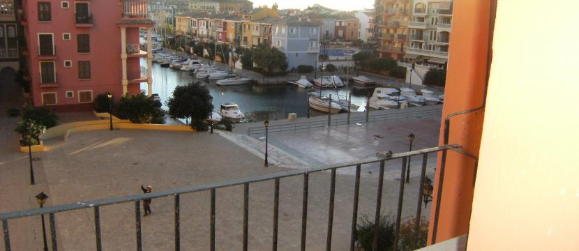 Alboraya港口的公寓