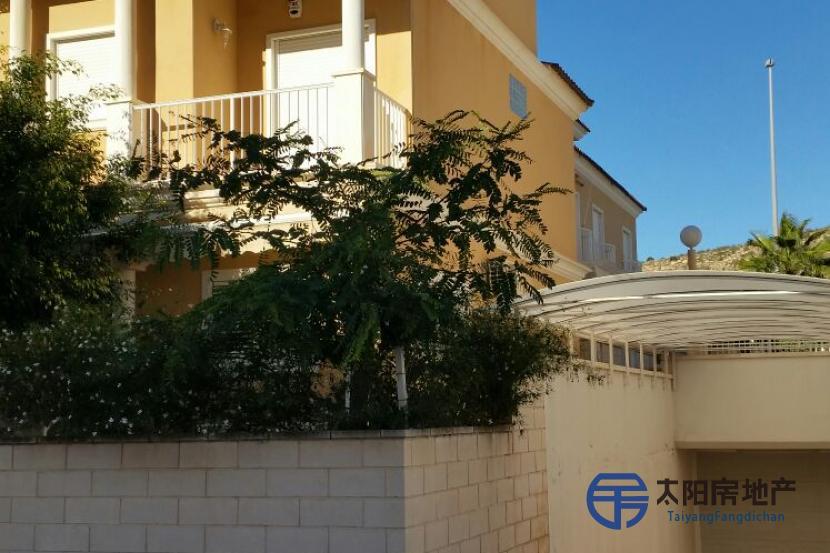 销售位于Santa Pola (阿里坎特省)的复式公寓
